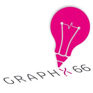 GRAPHX 66 logo en huisstijl
