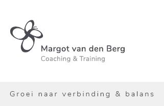 logo en huisstijl ontwerp voor Margot van den Berg, coaching en training